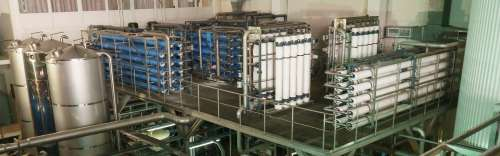 Industrial (UF) Ultra-Filtration Systems