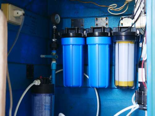 Pre-Treatment & Filtration Services